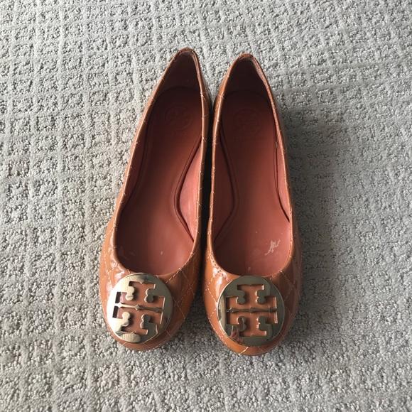573504797 Tory Burch Flats Chelsea Cap-Toe Ballet
